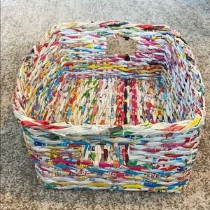 Unique Weaved Basket